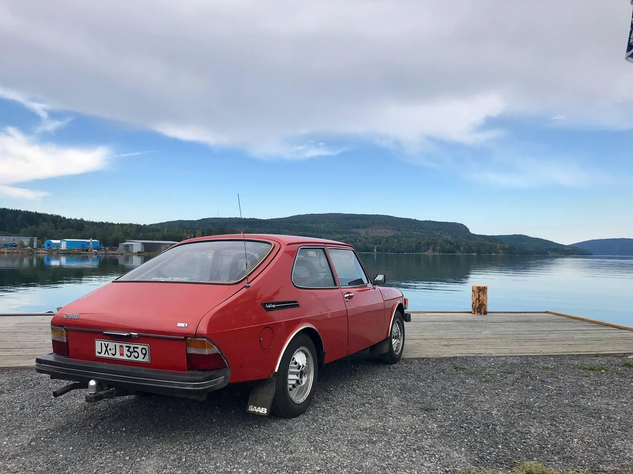 Saab 900....! in 2020