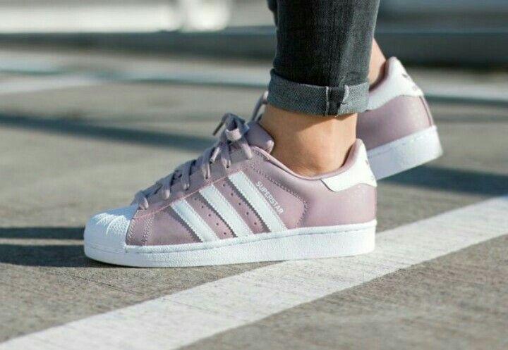 adidas superstar w chaussure de sport femme