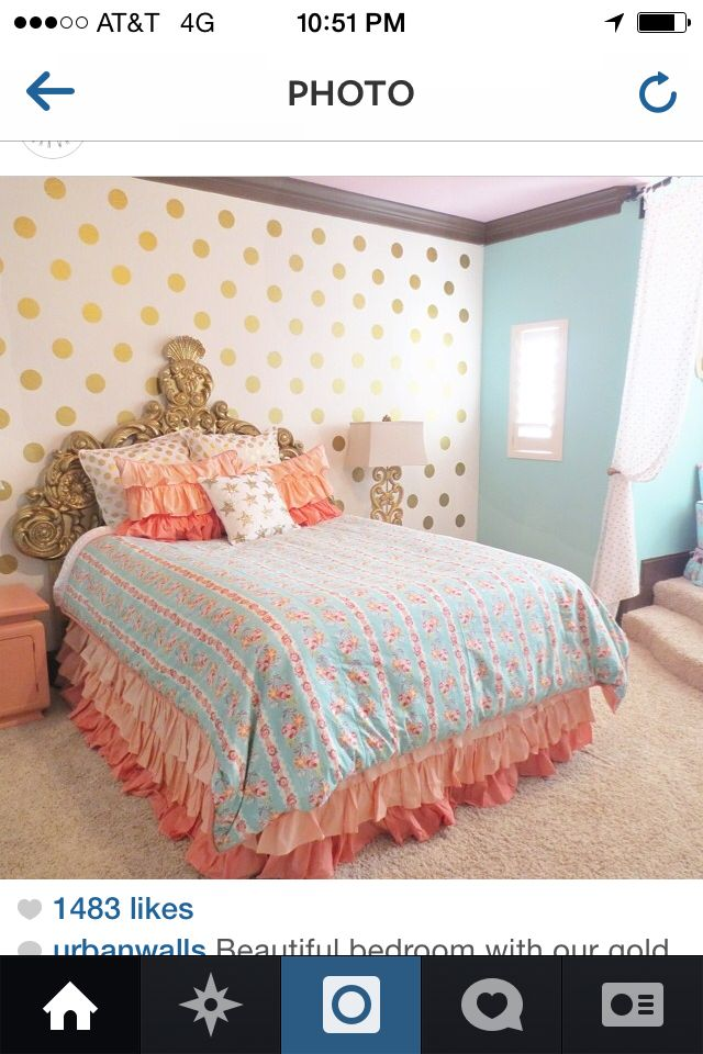 For my little girls room one day