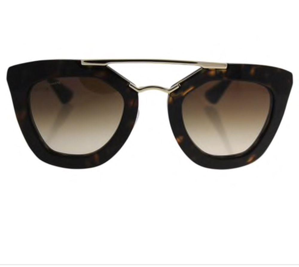 3f99e27e7f87 Brand New Prada Sunglasses 09Q 09QS 2AU 6S1 Havana for Women  fashion   clothing  shoes  accessories  womensaccessories   sunglassessunglassesaccessories  ad ...