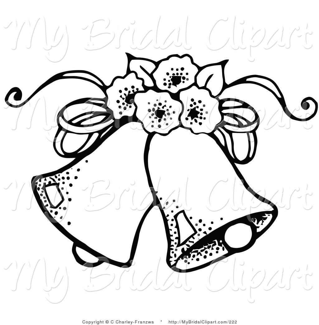 Wedding Ring Set Coloring Pages Wedding Bells Clip Art Flower Clipart Christmas Coloring Pages