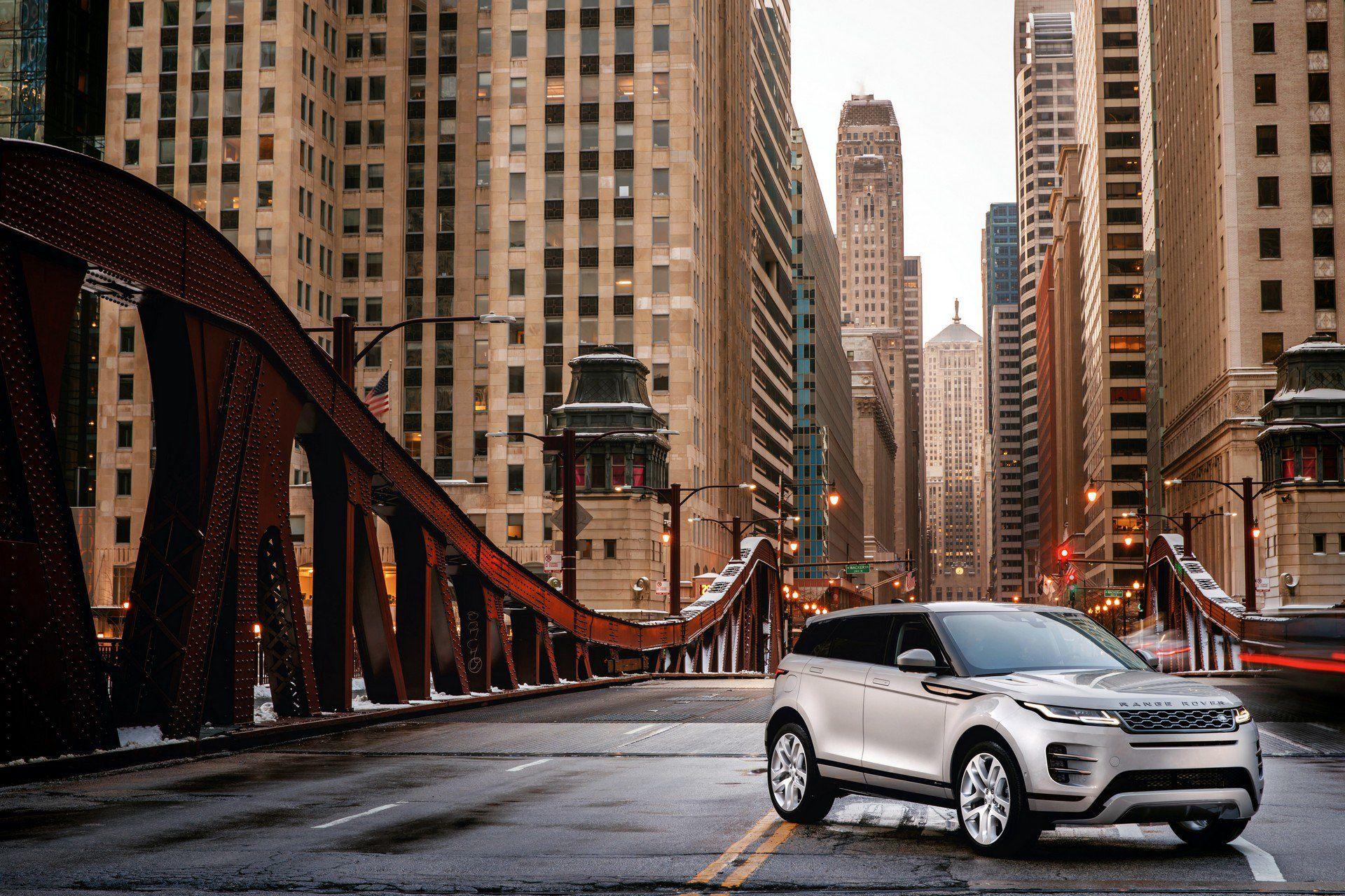 2020 Range Rover Evoque Gen 2 Lands In America For 42,650
