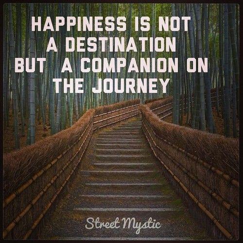 michelejosee:    #Hapiness #Companion #Journey