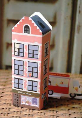 Hello June: DIY Kids : mon petit building BRUXELLES