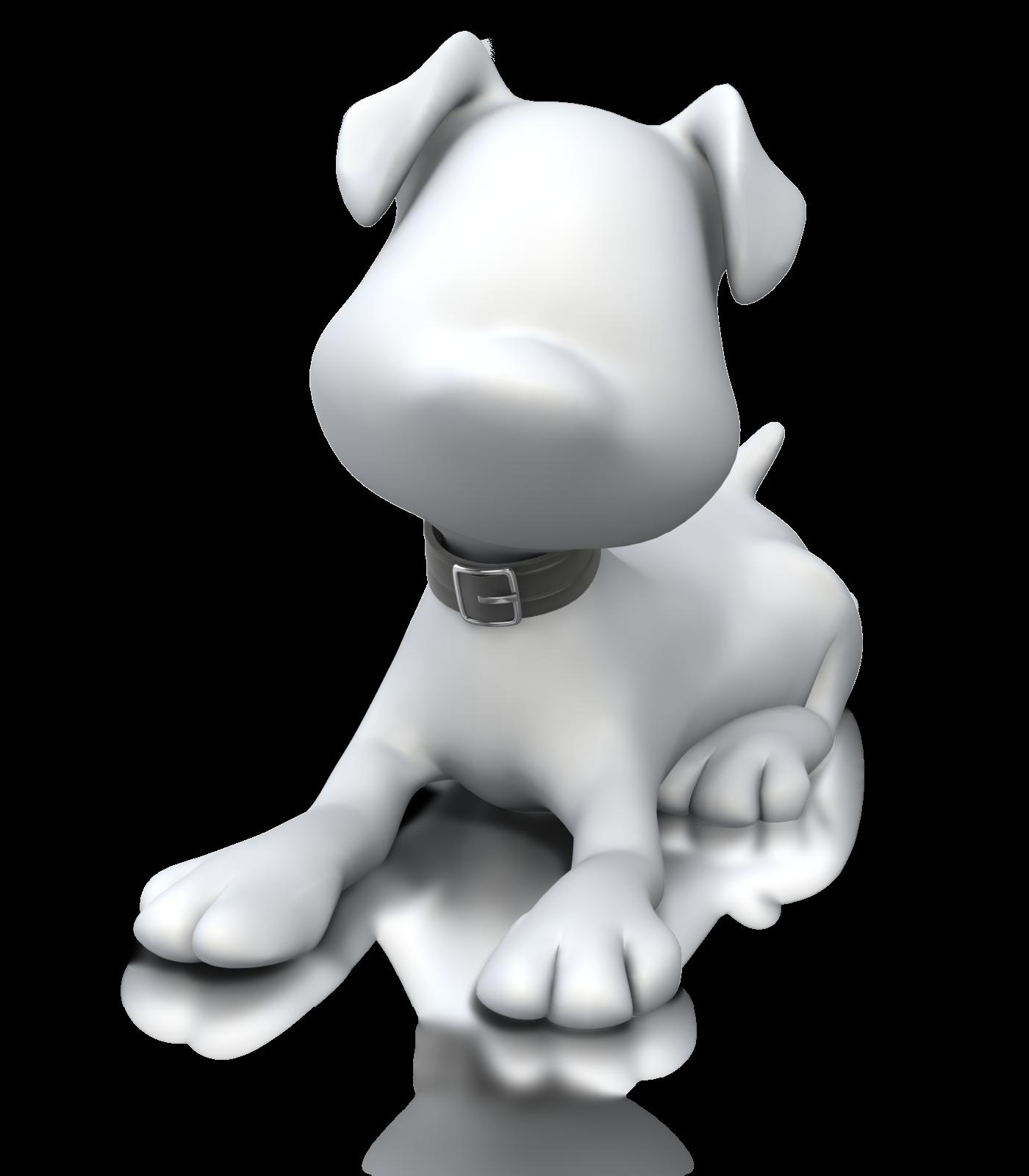 Barks Bonhomme Blanc Powerpoint Clip Art Allumette Entreprise De Toilettage Pour Visiter
