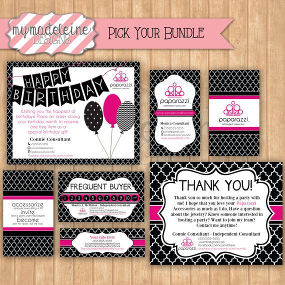 Paparazzi pick your package business package business for Paparazzi jewelry gift basket