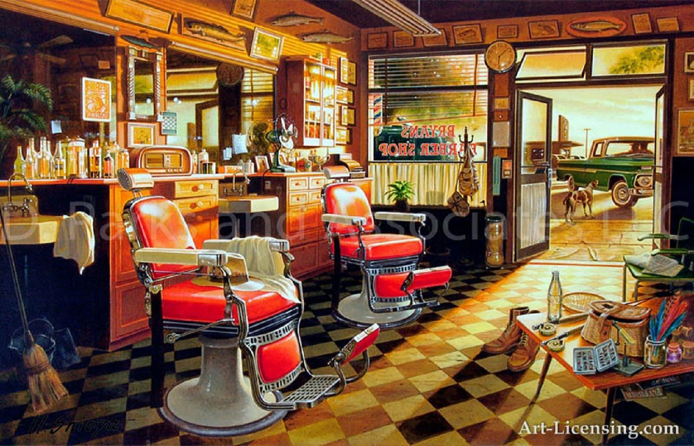 Barber shop Download HD Wallpapers and Free Images | Download ...