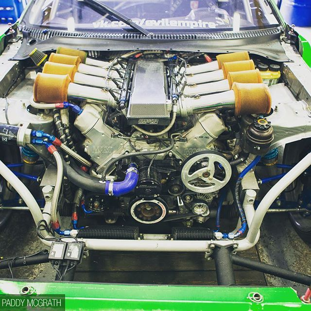 @kabargin.drift @hgkracing built Supra is absolutely incredible!  The engine powering the beast is a #mastmotorsports hand built RHS 466 with @harropperformance intake!  #lseverything #lsnation #formuladrift #drifting #driftcar #supra #horsepower #engine by mastmotorsports
