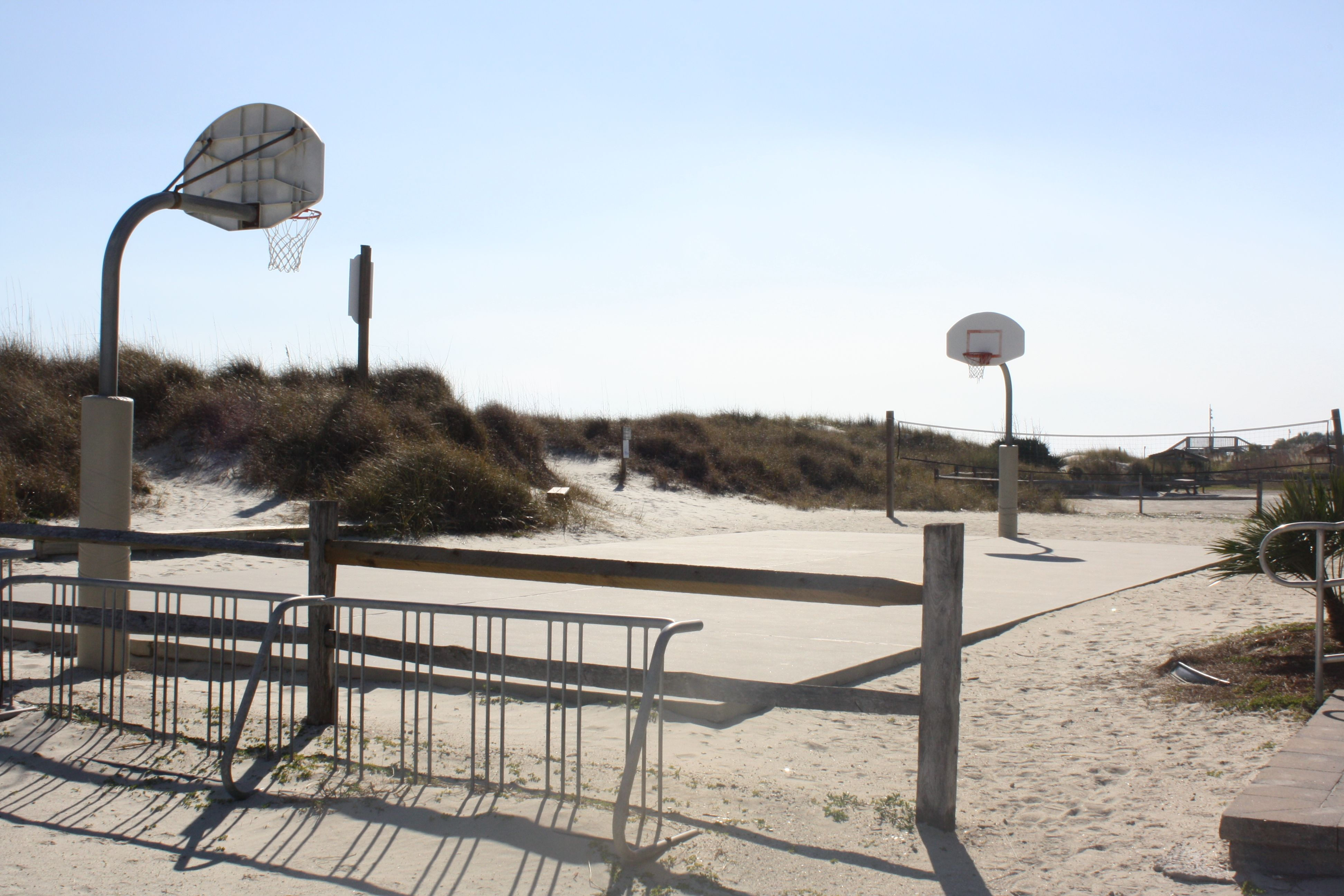 Basketball Courts In North Myrtle Beach