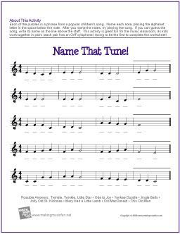 Worksheets Note Naming Worksheets kid names treble clef and note on pinterest