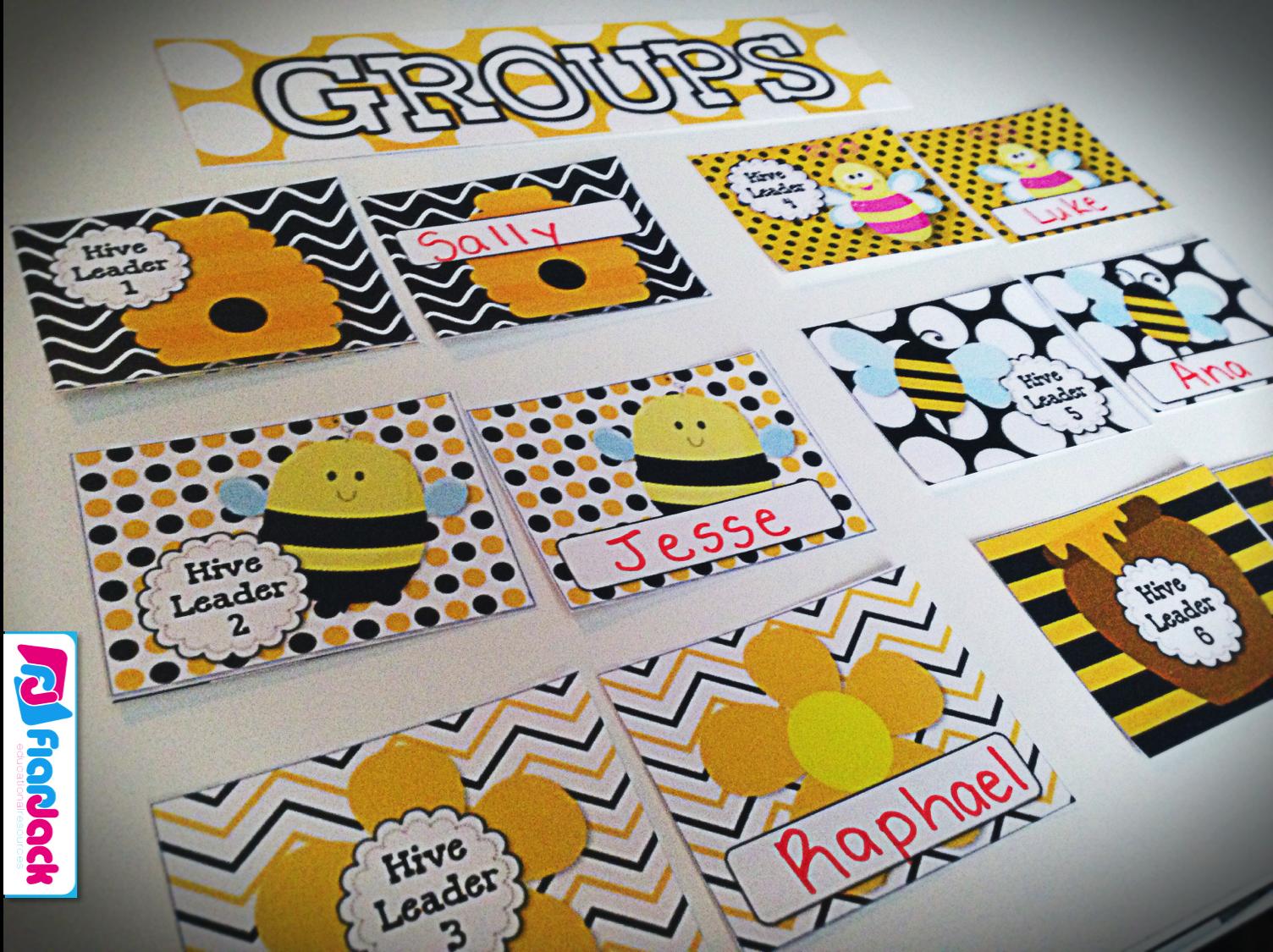 Bee Freebie Behavior Coupons Ideas And Classroom Decor