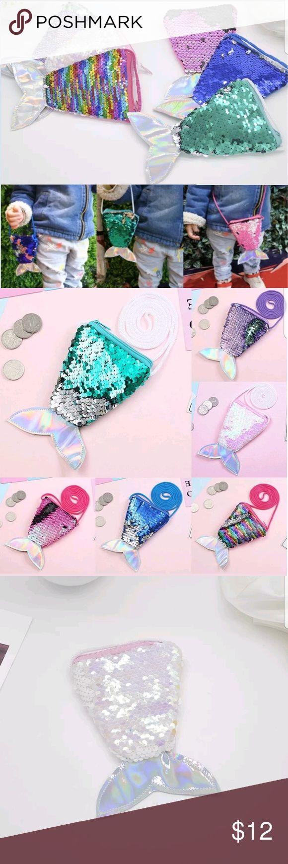 GIRL MERMAID crossbody bag 100 Brand New and High Quality