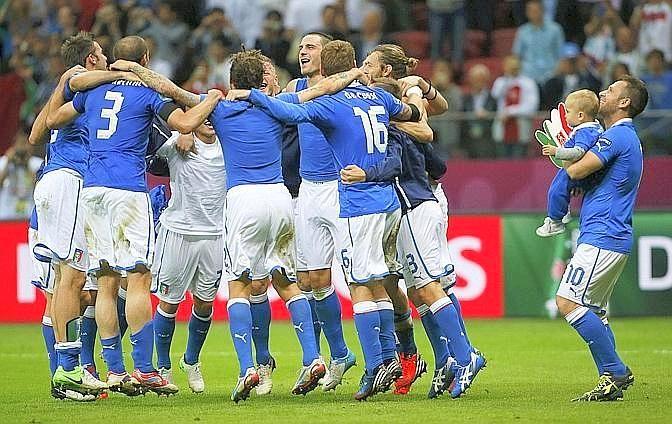 Italia-Germania 2-1  Siamo in finale!!!