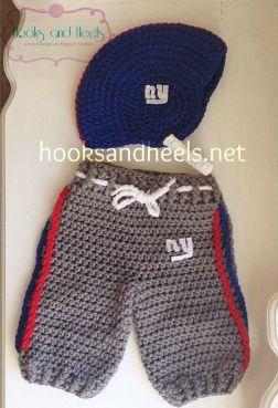 Free Crochet Pattern  Baby Sweatpants   Hooks and Heels  d08b11ea4e5