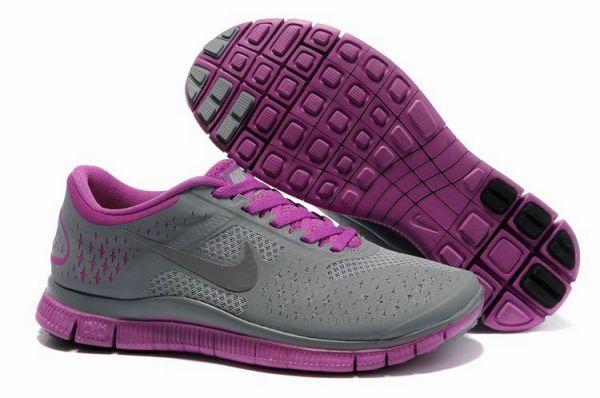 low priced 88733 ca72e Nike Free Run 4.0 V2 Zapatillas para Mujer Cool GrisesFireberry  httpwww.esnikerun.com
