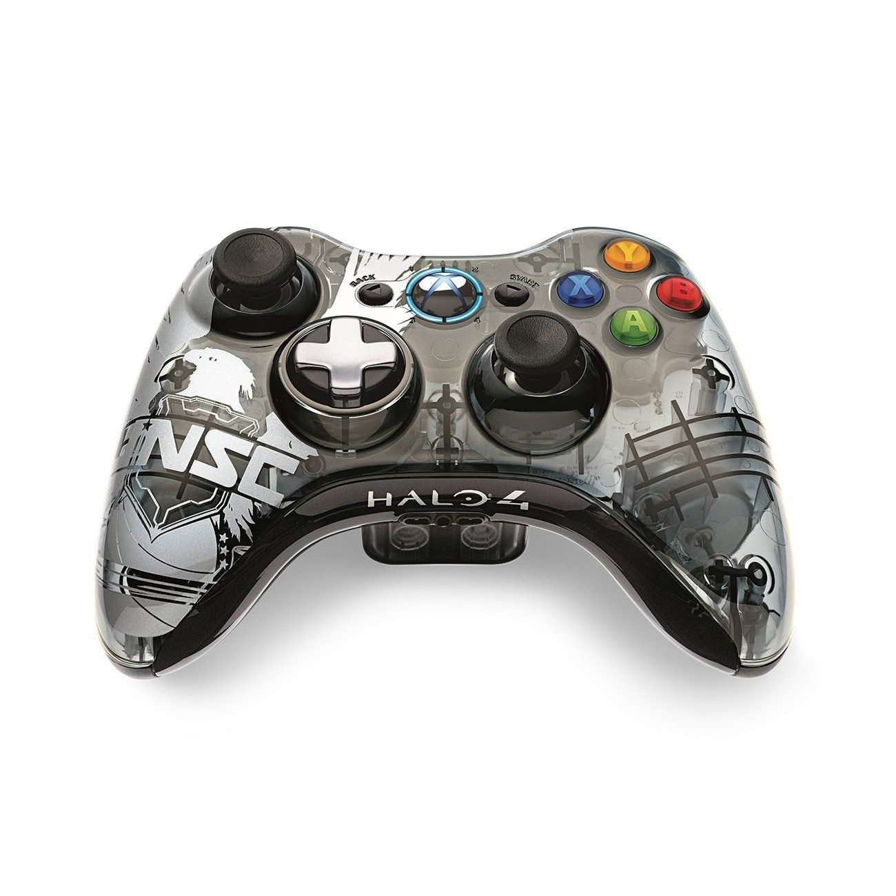 Xbox 360 halo 4 limited edition wireless controller video games xbox 360 halo 4 limited edition wireless controller video games ccuart Images