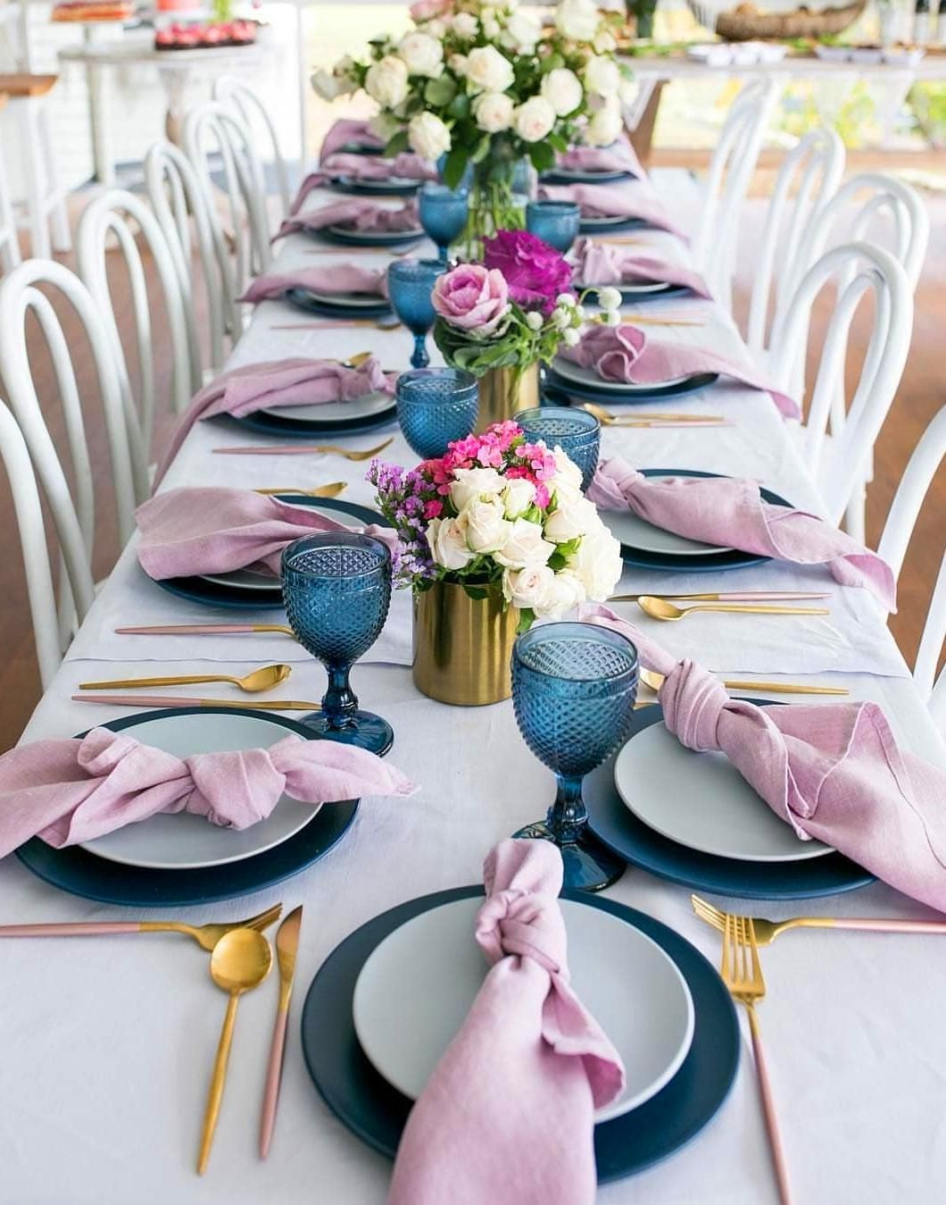 40 Diy Summer Table Decoration For Parties With Images