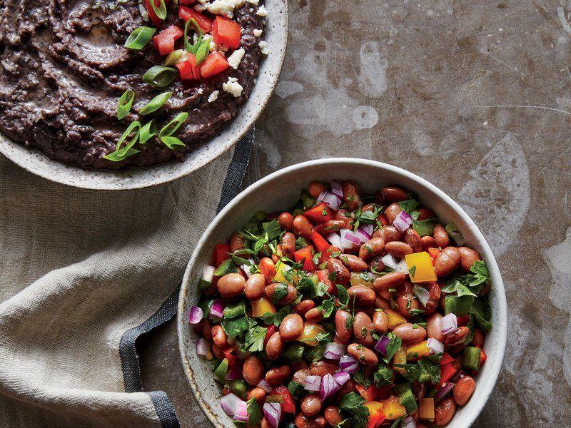 Easy nocook appetizers appetizer recipes vinaigrette