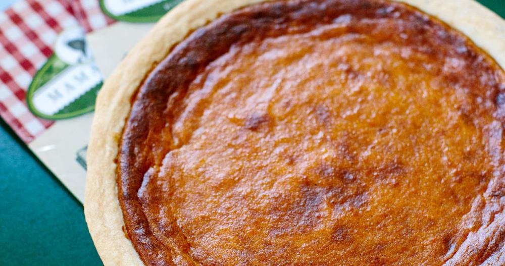 Legendary & Landmark Pies of North Carolina: Sweet Potato Pie | Our State Magazine #sweetpotatopie