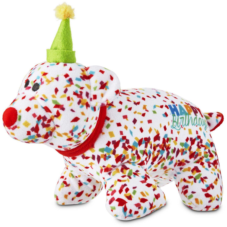 You Me Plush Barkday Bear Dog Toy Bear Dog Dog Toys