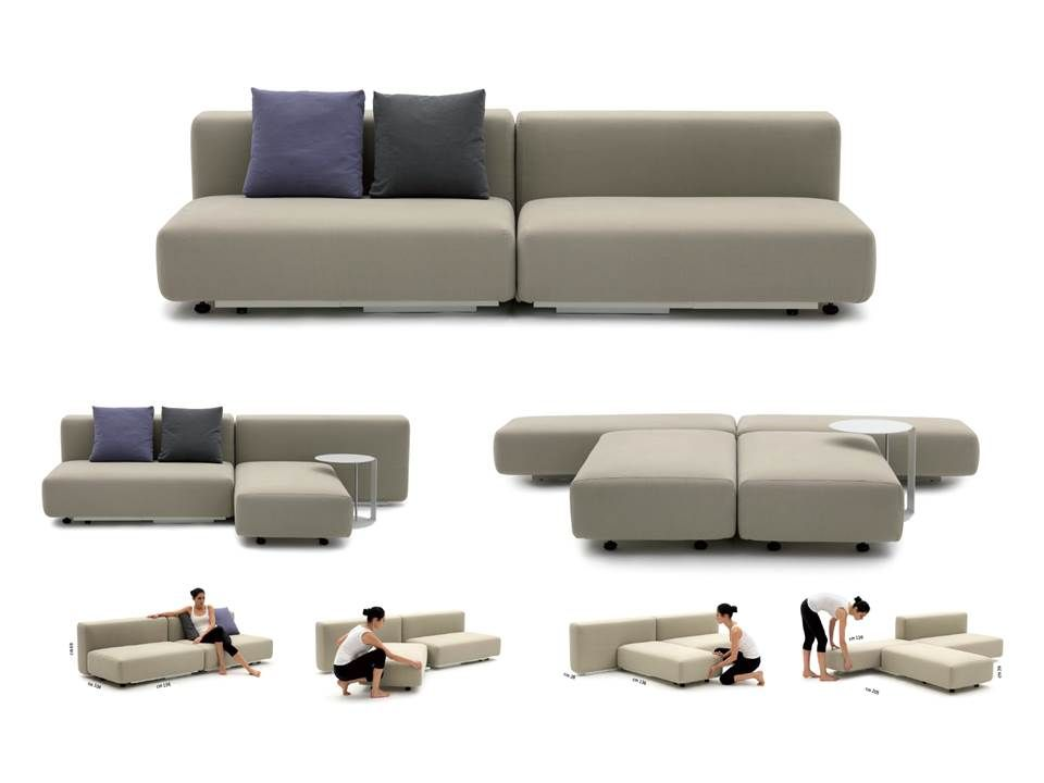 The Modern Sofa Bed Space Saver Furniture In 2020 Sofa Couch Design Modern Sofa Bed Sofa Bed Design