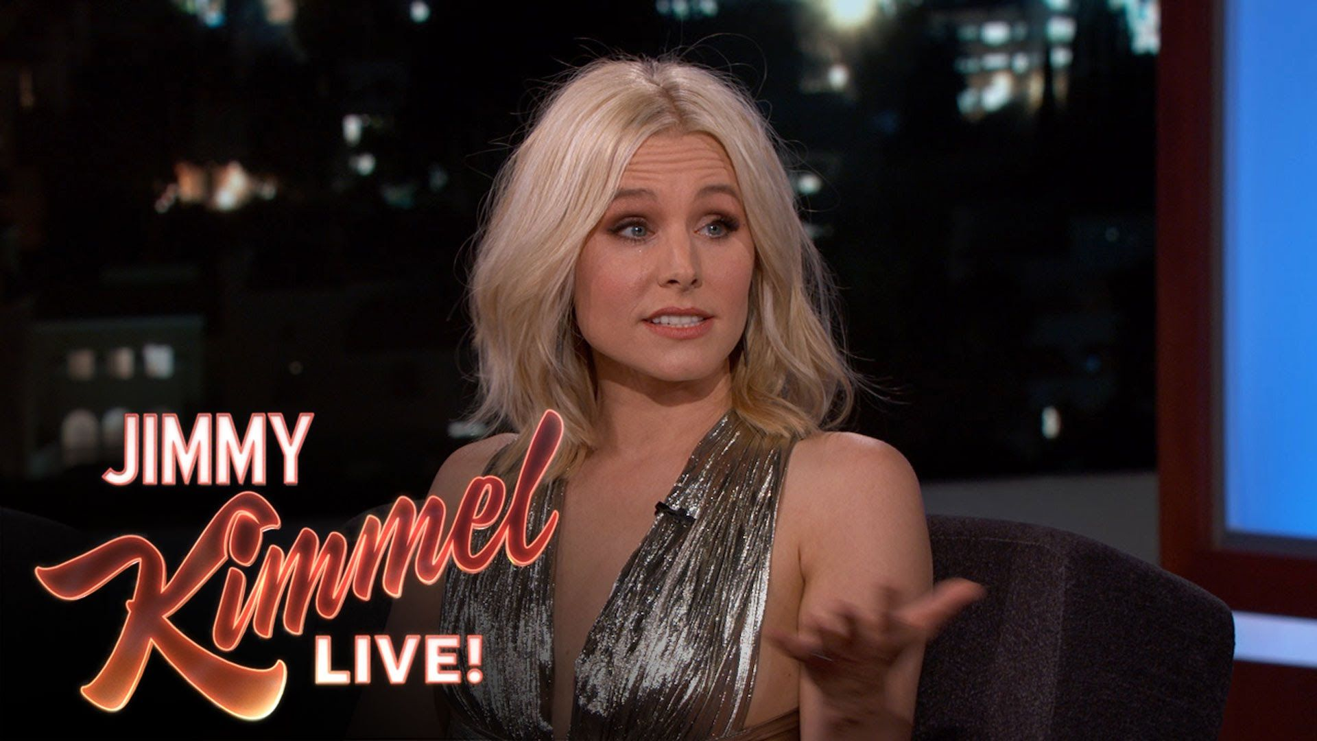 Kristen bell on the frozen sequel feel good pictures