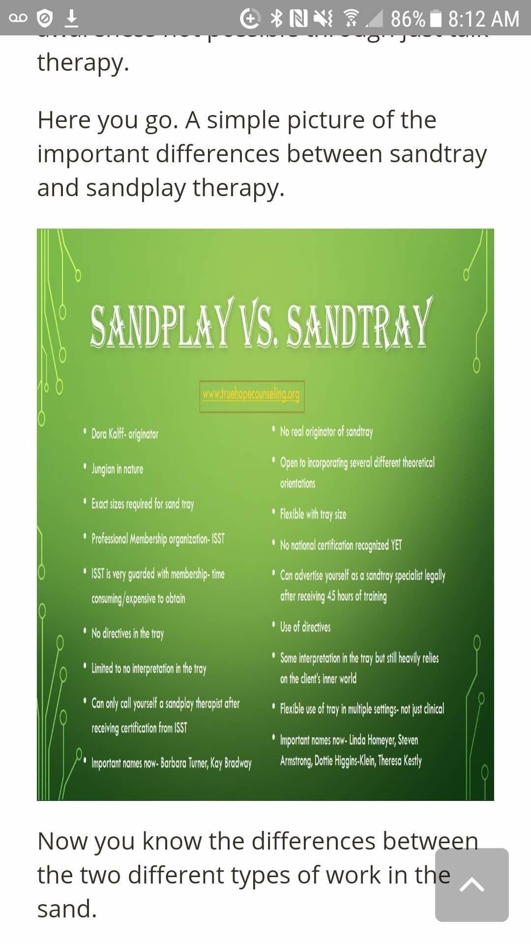 Sandplay Vs Sandtray Play Art Therapy Pinterest Therapy