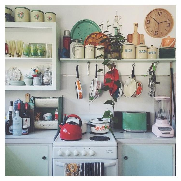Eclectic Kitchen Design Ideas Eclectic Kitchen Design Eclectic Kitchen Home Decor