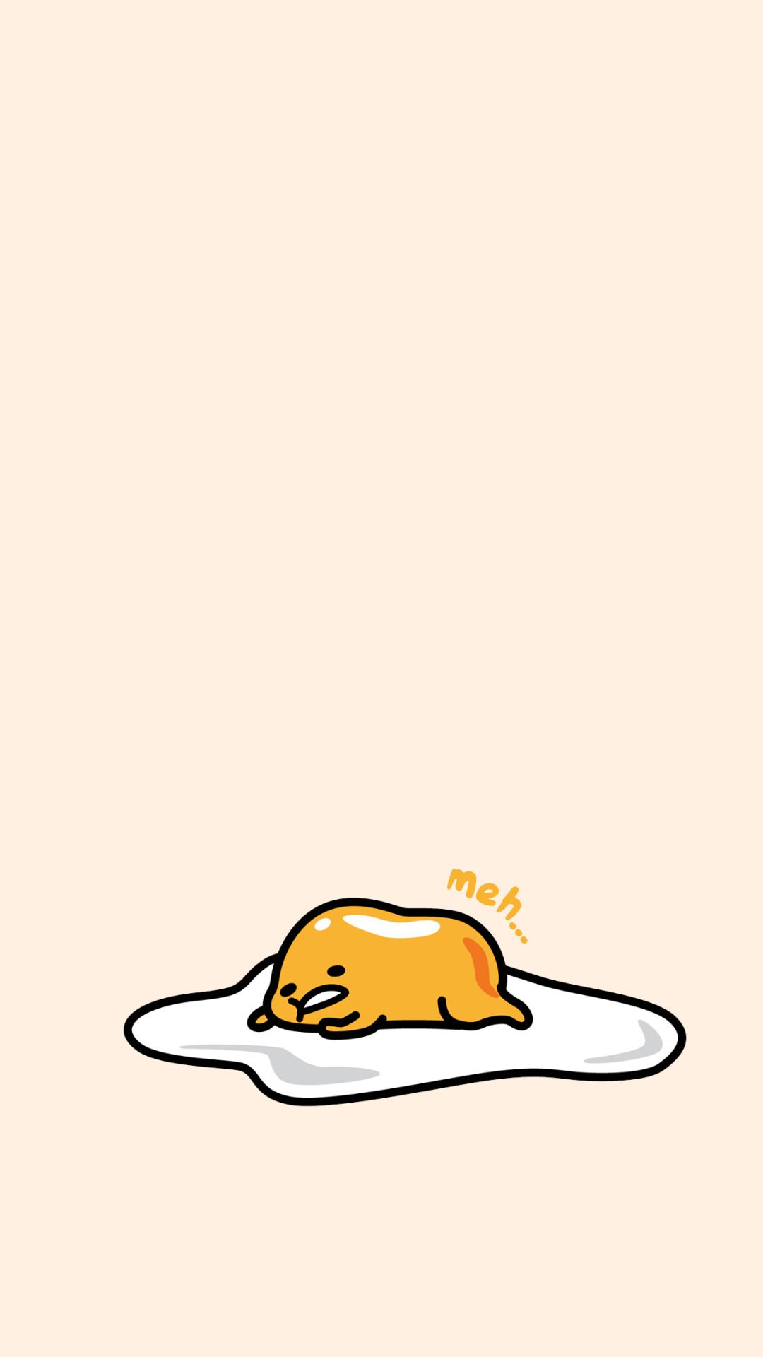 gudetama wallpaper Tumblr Kawaii wallpaper