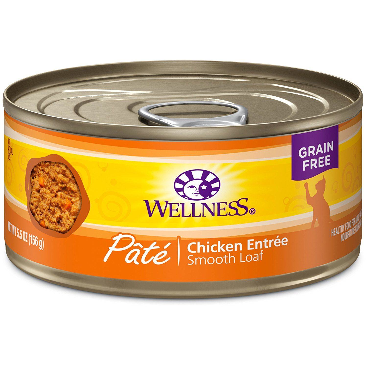Wellness Complete Health Natural Canned Grain Free Wet