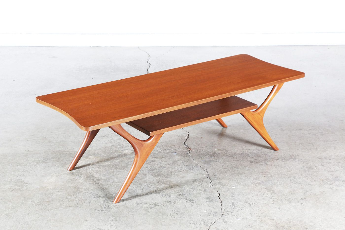 Vintage teak kagan style coffee table vintage supply store vintage teak kagan style coffee table vintage supply store 895 375 shipping geotapseo Gallery