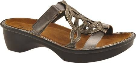 #Naot - Granada (Women's) - Mirror Leather/Metal Leather