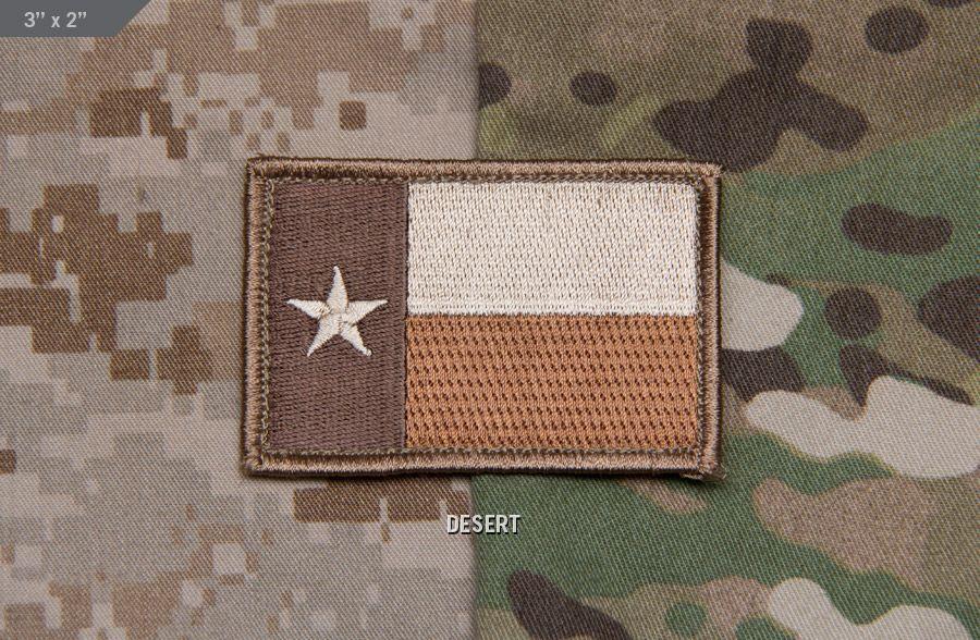 Milspec Monkey Texas Flag Patch 4 Flag Patches Morale Patch Texas Flags