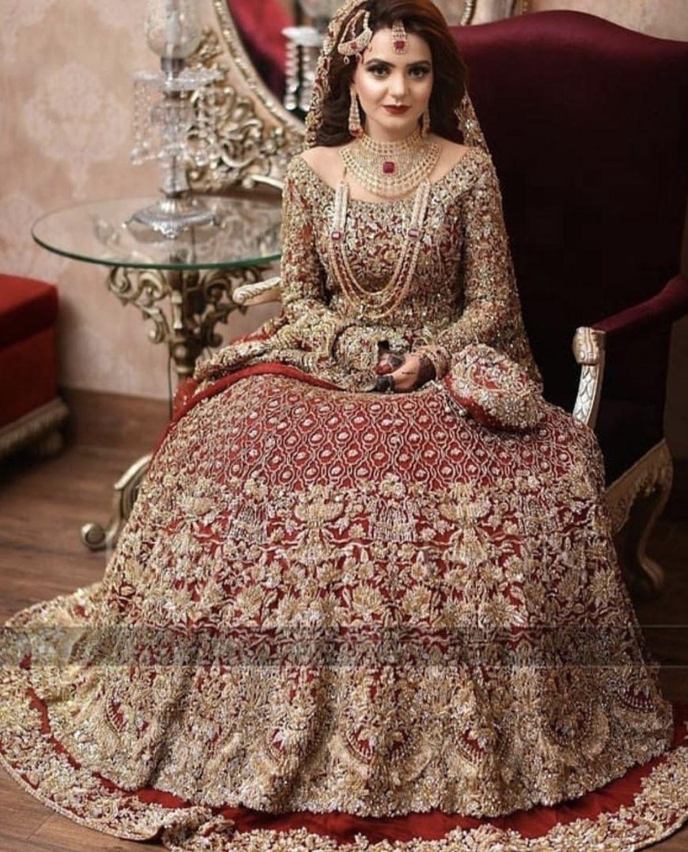 Afshi Majid Dresses In 2019 Pakistani Bridal Dresses Mehndi