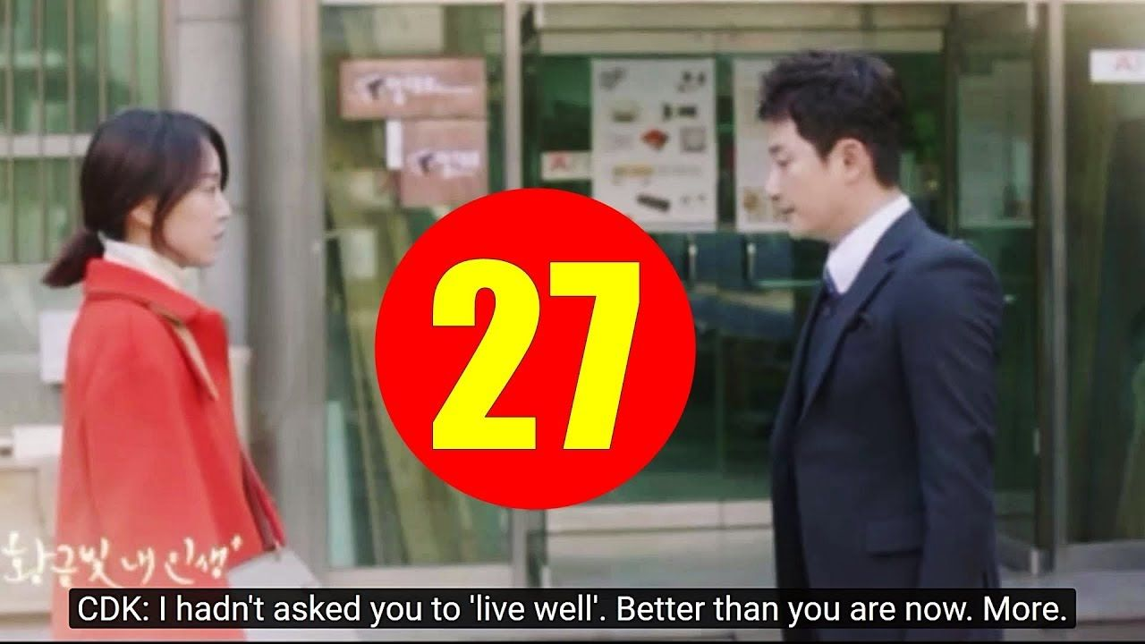 Eng Sub Ep 27 My Golden Life Preview Review Trailer