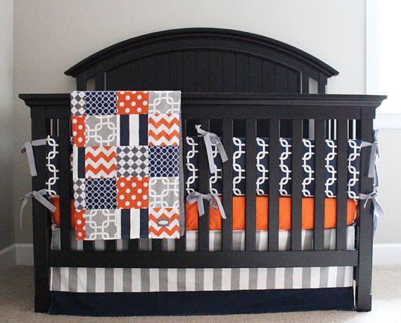 Baby Boy Crib Bedding Set Nursery Baby Bedding Set Baby