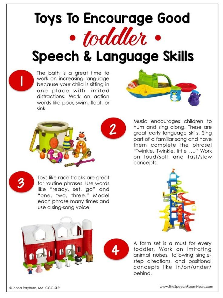 The Best Toys To Increase Speech And Language Skills