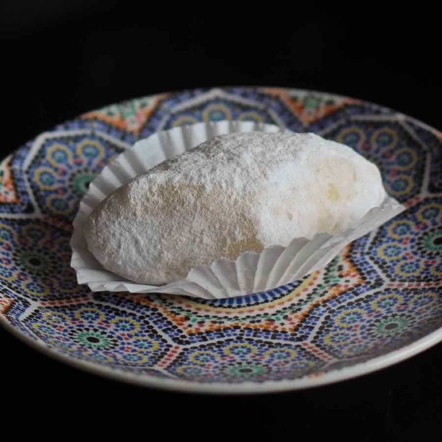 La Cuisine Algérienne Graines De Cafe: Le Boussou La Tmessou (embrasse Le Sans Le Toucher) Est