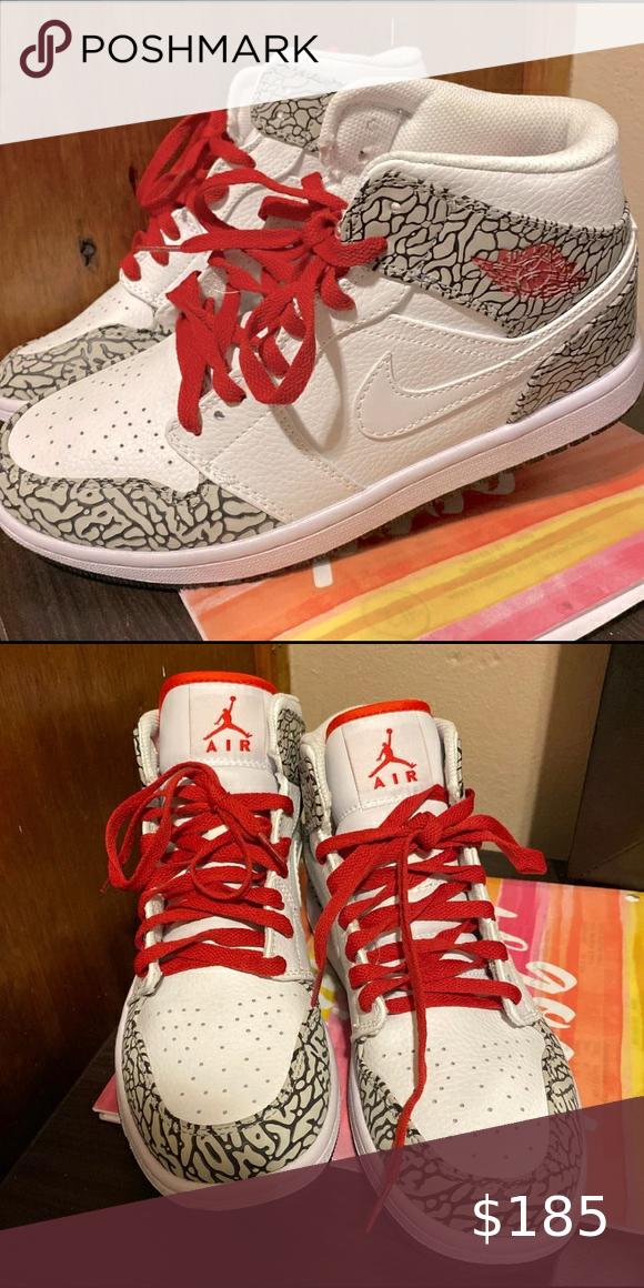 MEN'S SIZE 9 Air Jordan 1 High Og | Jordan 1 high og, Air jordans ...