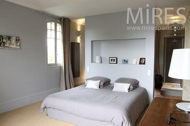 Grand Paris C1230 PIECES PRINCIPALES Serre et véranda Terrasse Cuisine US Salle … | Chambre à ...