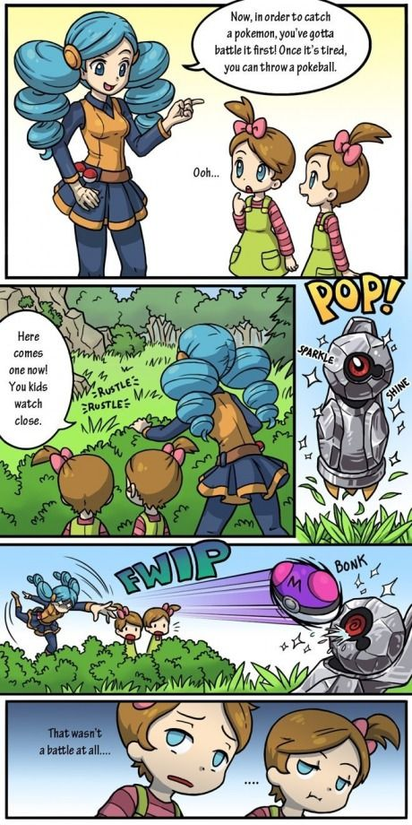 When I finally find a shiny | Humor | Pokémon, Pokemon ...