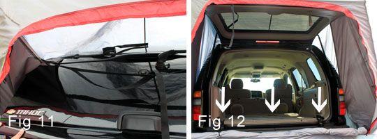 minivan tent & minivan tent | Camping | Pinterest | Tents Suv tent and Minivan ...