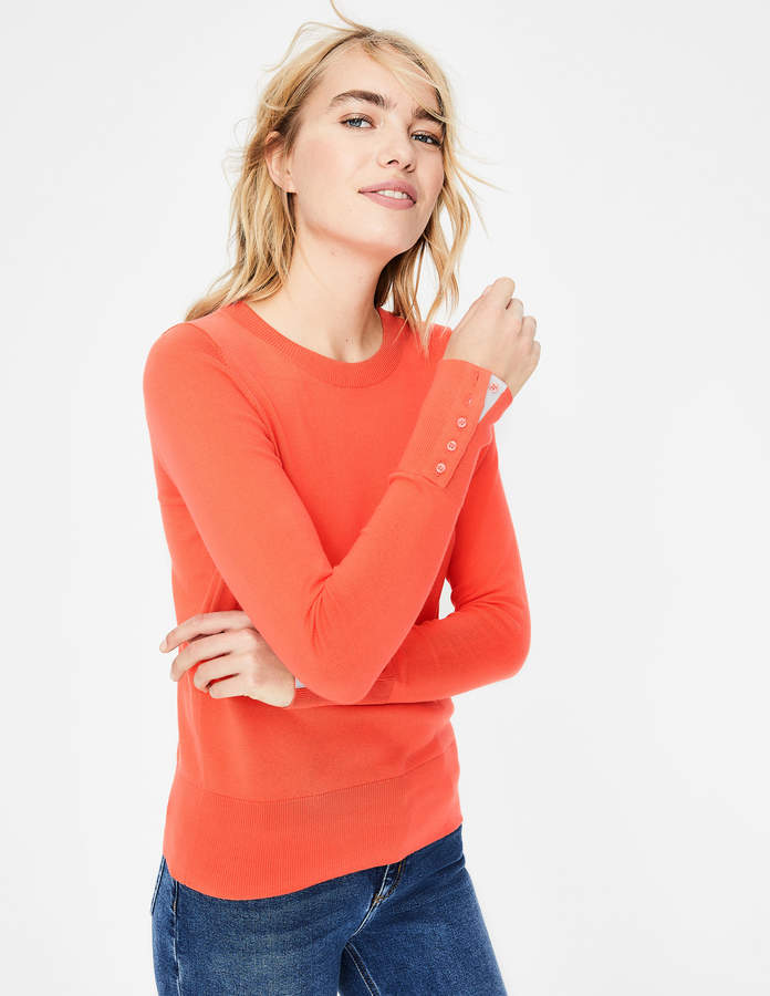d987d8708f5a80 Boden Tilda Crew Neck Sweater in 2019 | Products | Sweaters, Crew ...