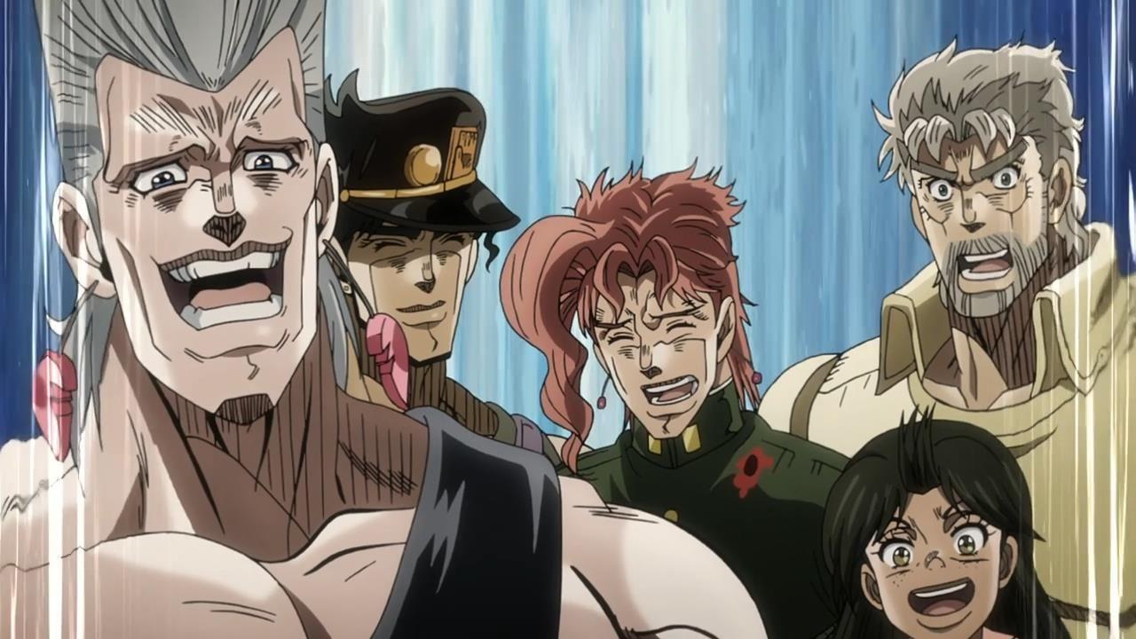 El Manga Jojo's Bizarre Adventure tendrá adaptación a