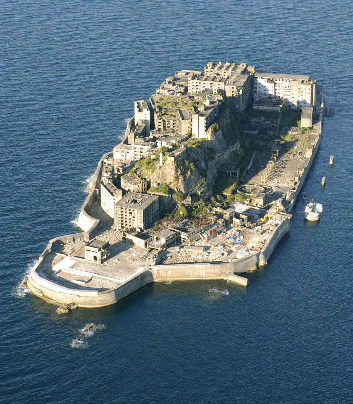 Japan – Hashima Island In Nagasaki