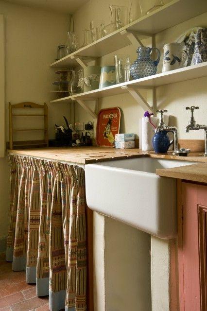 Max Rollitt Unfitted Kitchen Victorian Kitchen