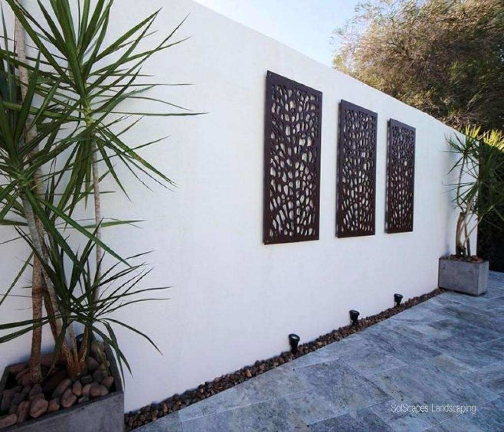 Free Download Image Beautiful Outdoor Patio Wall Decor Ideas 11