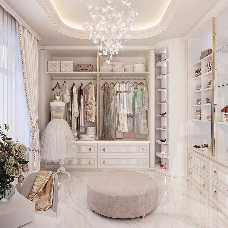 Design By Life Arch Women S Dressing Room There Are Many