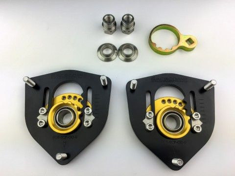 Racecomp Engineering Street Camber Plates Rear Gd Only Engineering Wrx Impreza