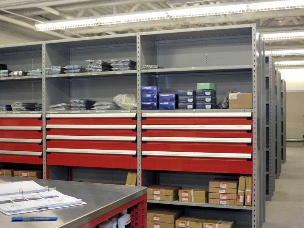 Small Parts Storage, QC   Parts Department   Rousseau Metal Cabinets,  Shelvingu0027s, Workstations, Workplaces, Toolboxu0027s, Drawers And Other  Specialized ...